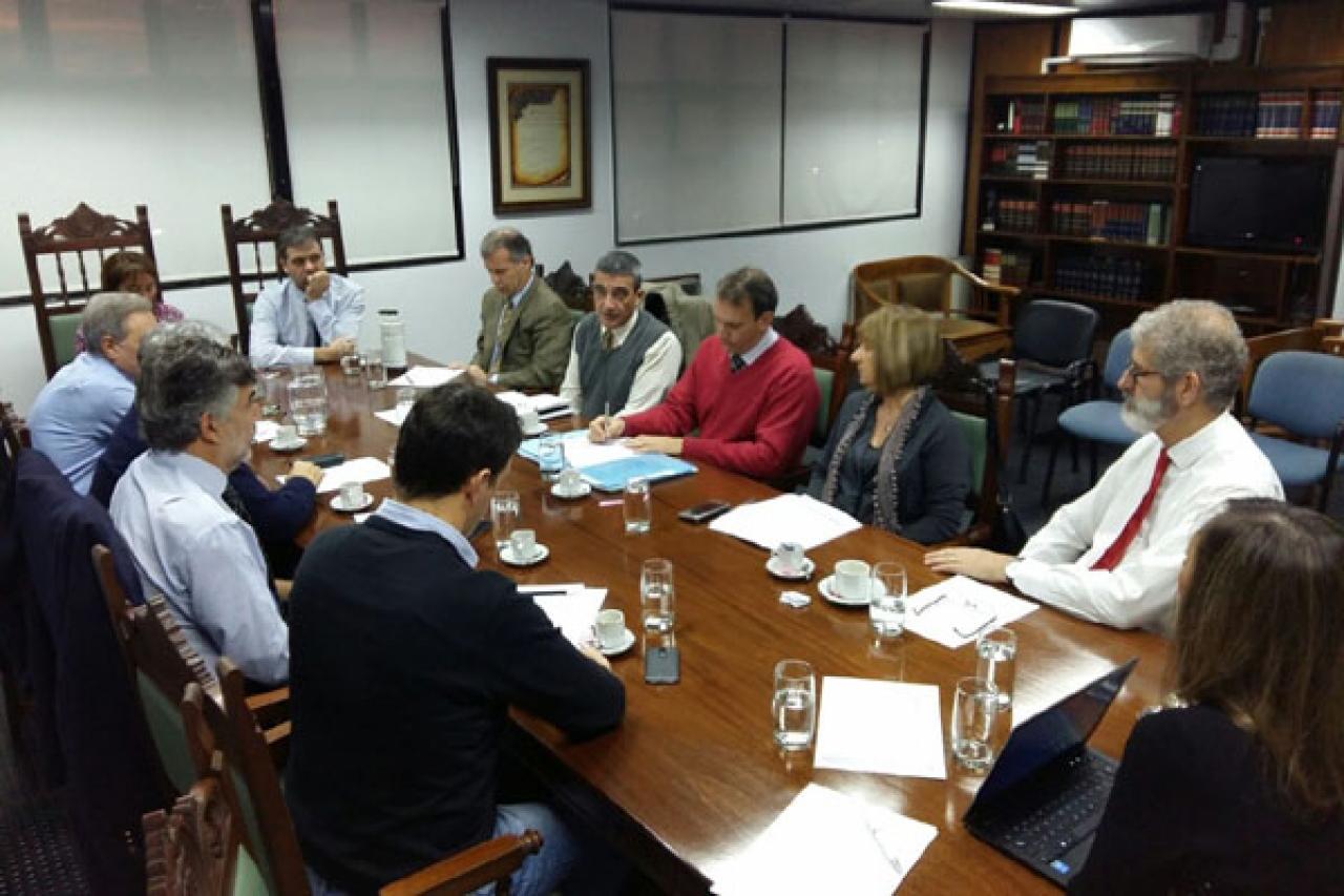 Reunión de la Unidad de Implementación para la Reforma Procesal Penal