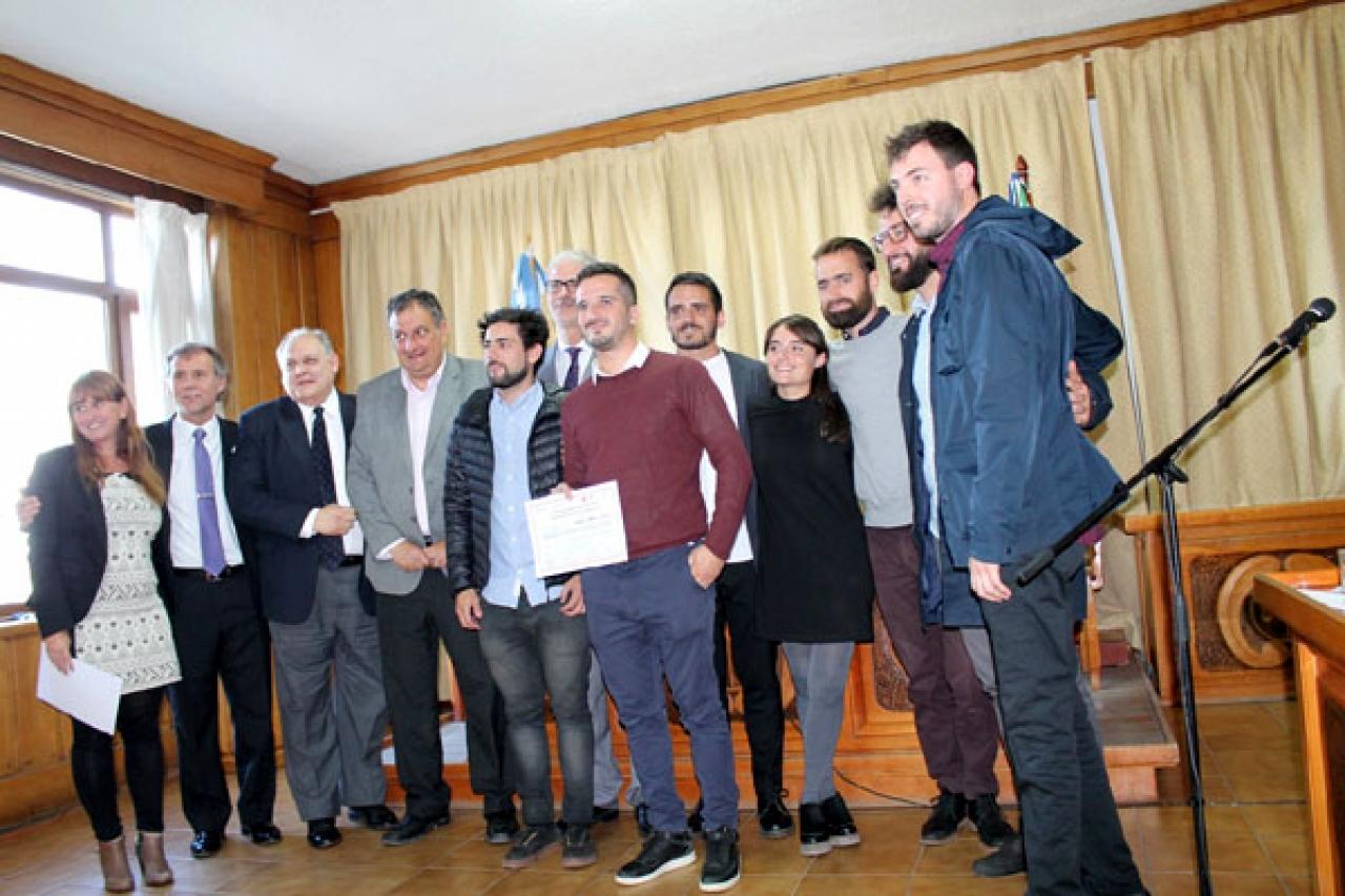 Entrega de Premios de la Ciudad Judicial de Bariloche