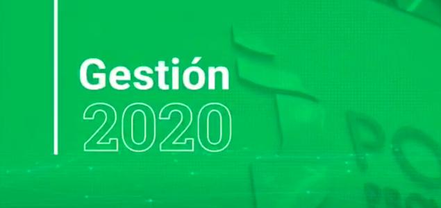 Gestión 2020